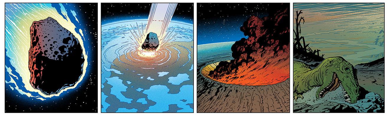 Asteroid Strike