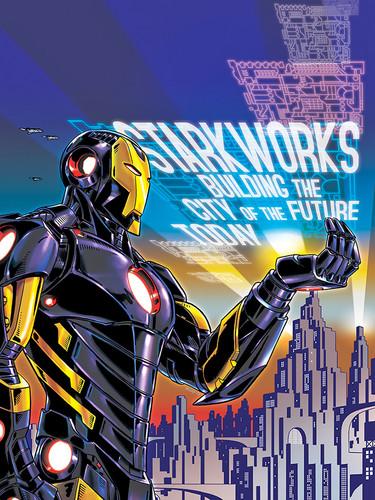 Iron Man Cover 1/5