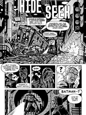 Batman Hide and Seek Page 1/8