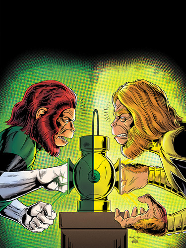 Planet of The Apes Cover 2/6