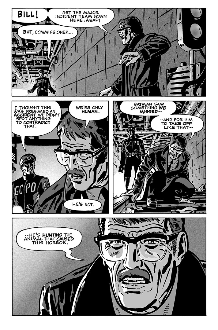 Batman Hide and Seek Page 3/8