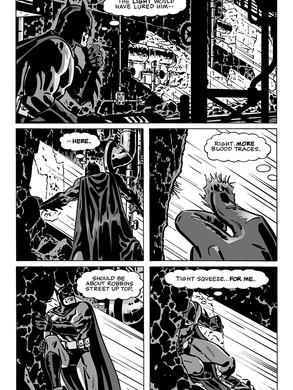 Batman Hide and Seek Page 6/8