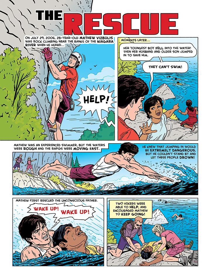 Rescue Page 1