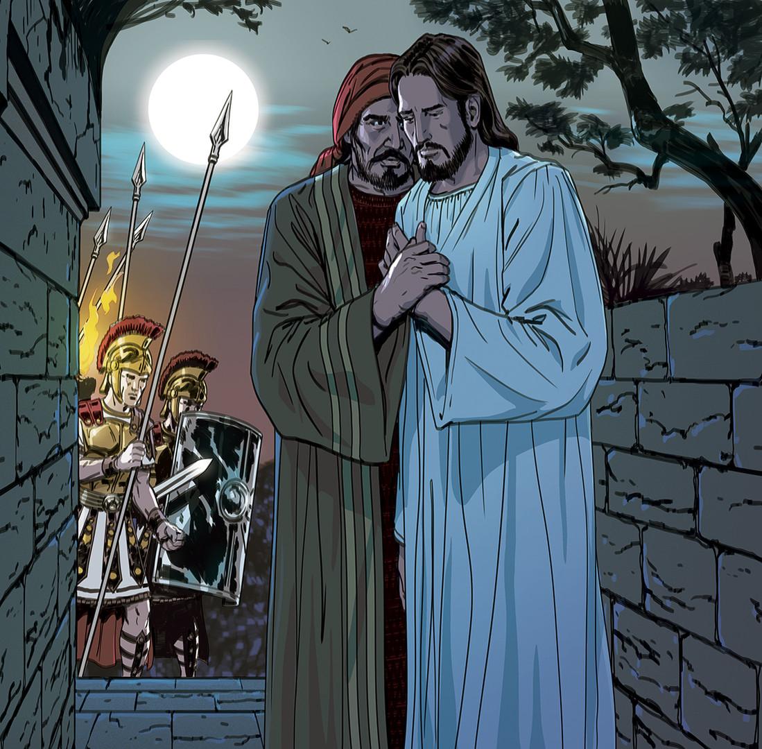 Jesus 3/4