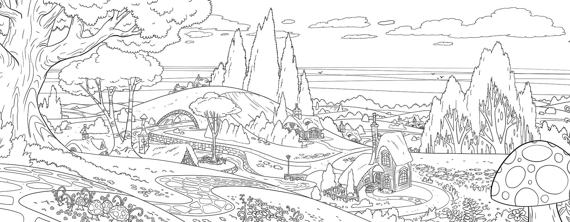 Fairytale Countryside