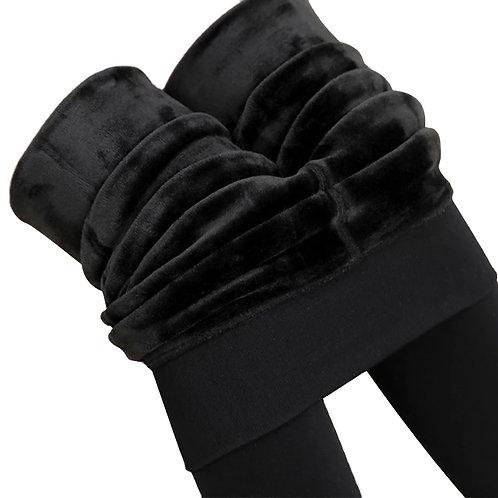 Essential Luxe Fleece lined leggings