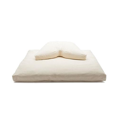 Cosmic Cushion Meditation Pillow Zabuton Set
