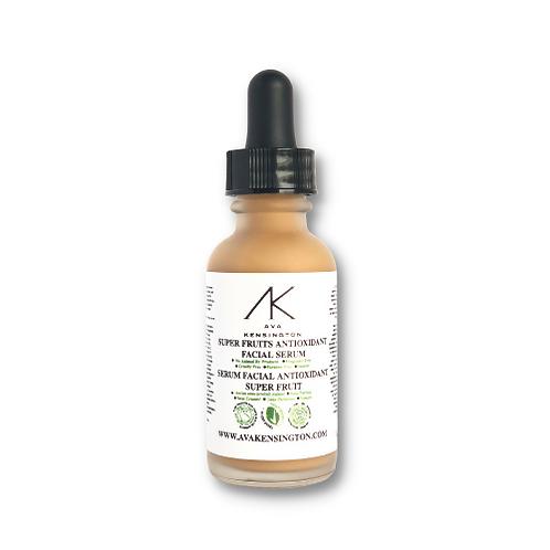 Organic SuperFruits Antioxidant facial Serum