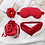 Thumbnail: Satin Set of 3 - Silk Set (Headband, Eye Mask, Scrunchie and Pouch)