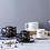 Thumbnail: Marble coffee cups set of 4