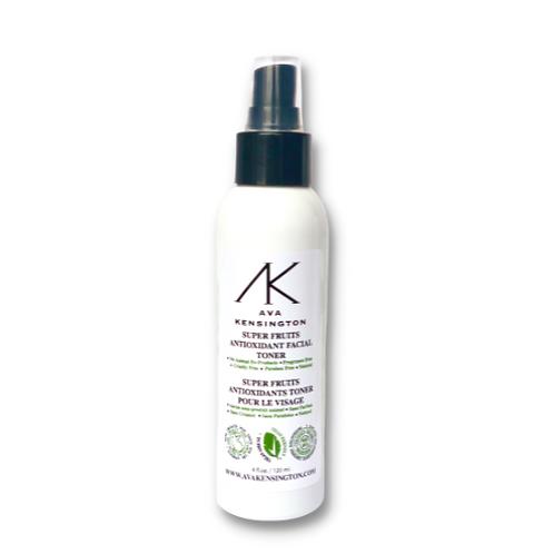 Organic SuperFruits Antioxidants Facial Toner 4fl oz