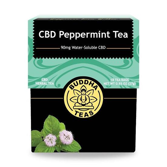 CBD Tea Blends Peppermint