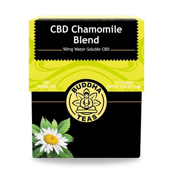 CBD Tea Blends Chamomile