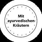 Siegel Iayurveda kräuter.png