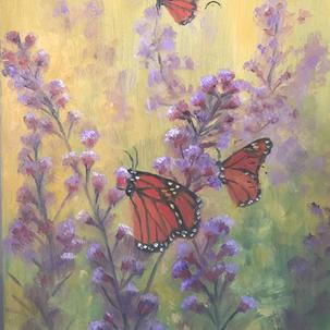 Dancing Monarchs