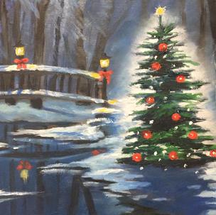 Christmas Bridge