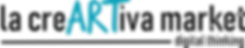 la creartiva market logo