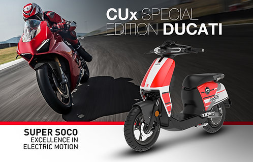 CuX special edition by DUCATI