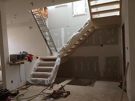 实木楼梯工程案例3