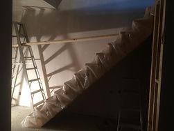 实木楼梯工程案例1