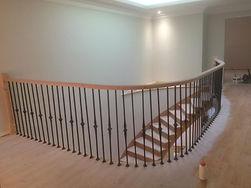 实木楼梯工程案例4
