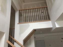 实木楼梯工程案例7