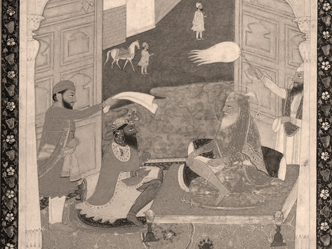 Paramountcy of Gurbani - Baba Sahib Singh Bedi [1756-1834]