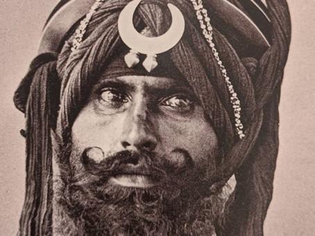 A Singh's Gaze 