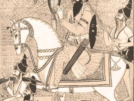 Guru made the Pyare his own Form