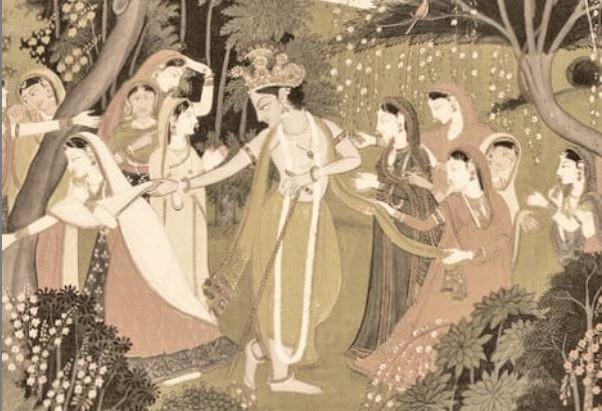 Part 2: Guru Gobind Singh writing Krishanavatar