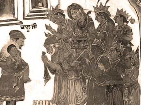 Sant Giani Gurbachan Singh Ji on Japuji Sahib