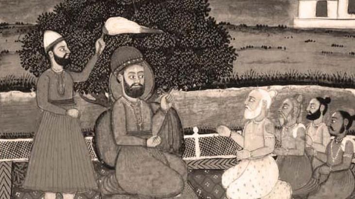 Garab Ganjini Tika: Meaning of Gurmukh
