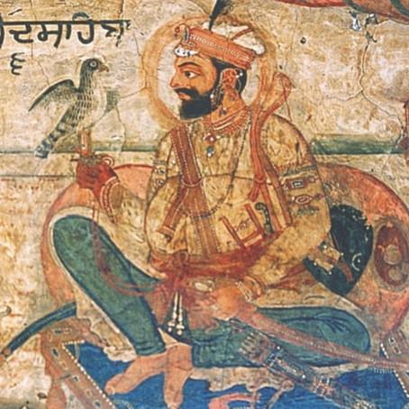 Guru Hargobind's Attire