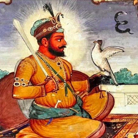 The Weapon Bearing Guru