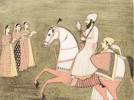 Guru Arjan Dev Ji Hunting