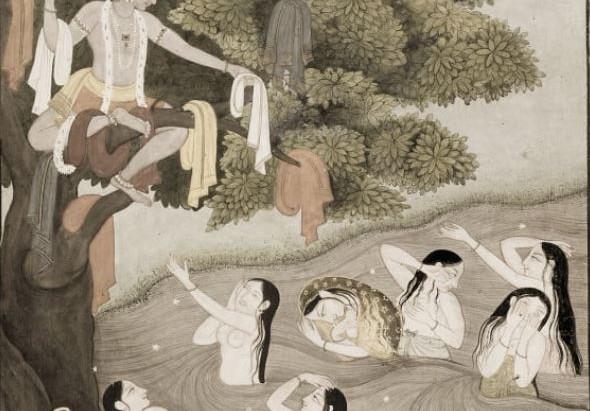 Part 1: Guru Gobind Singh composing Krishnavtar
