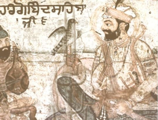 Meditate on Guru Hargobind