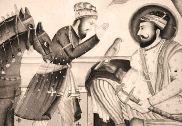 Guru Hargobind separated from Bidhi Chand