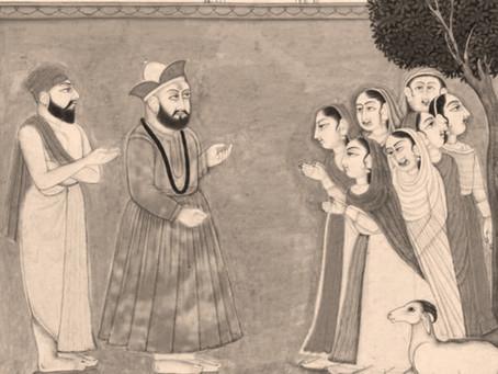Do not be Arrogant  - Guru Nanak
