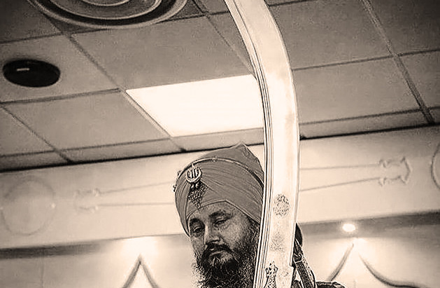 """""""With Great Intellect, Meditate on Weapons"""" - Gurbilas Patshahi 10 [1797]"""