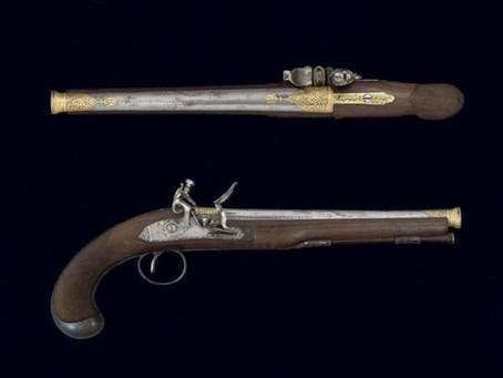 """""""The King-Army Churner"""" - Guru Gobind Singh's Name for the Gun"""