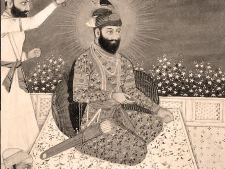 Guru Gobind Singh's Afternoon Routine