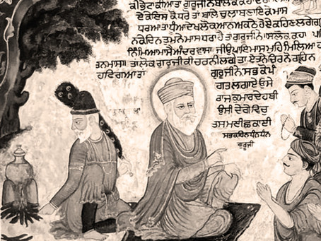 Guru Nanak - The Warrior