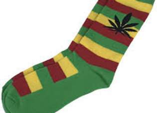 Rasta Socks