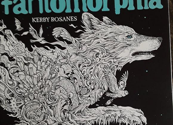 Fantomorphia - coloring book