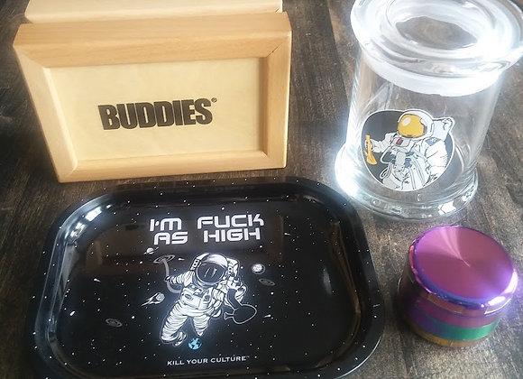 The Basic Box -  Space Man