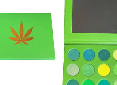 Weed Witch Palette