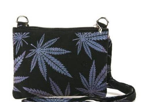 The Cross Body Bag - Black