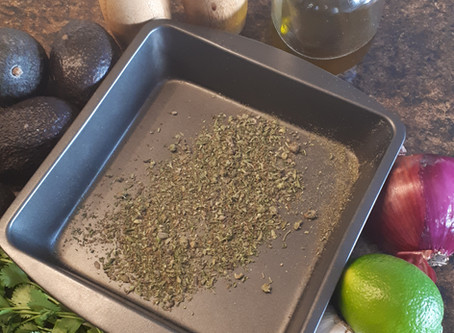 Cannabis Infused Guacamole