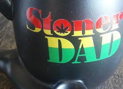 Stoner Dad Pipe Mug